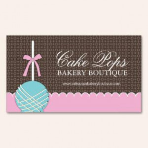... sweet patootie quot pink business card template cupcake cards Pictures