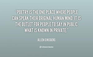 more allen ginsberg quotes