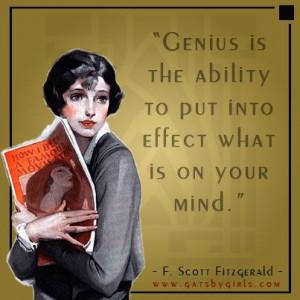 The Great Gatsby Girls - F. Scott Fitzgerald quoteThe Great Gatsby ...