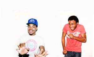Childish Gambino and Chance The Rapper Working on Joint EP