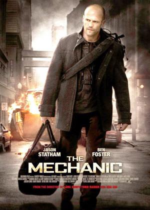 The Mechanic New Scene