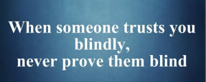 Never Trust Quotes Quotes About Trust Issues and Lies In a ...
