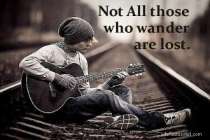 Tolkien Quotes J.R.R.Tolkien Quotes Not All those who wander are ...