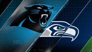Panthers & Seattle meet in a rematch which the the Seahawks won in ...