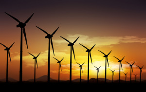 ... energy as well as attempting to increase interest in wind power