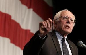 Bernie Sanders takes aim at 'greedy' Koch brothers - Yahoo Finance