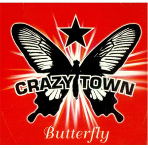 Crazy Town - Butterfly Promo Cds