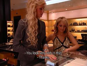... rich paris the simple life Paris Hilton dumb nicole richie simple life