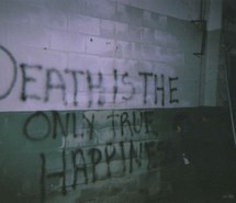 graffiti, grunge, quotes, sad, walls