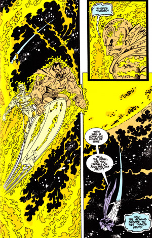 01.Mar.2011 Great Comic Quotes: Silver Surfer #37