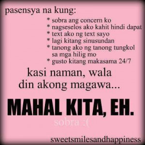 Pinoy Love Quotes Tagalog...