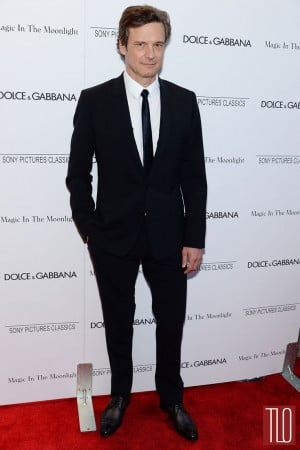 Colin Firth in Dolce&Gabbana // to quote bridget jones's diary, you're ...