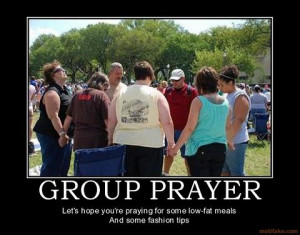 group prayer each person is usually queried for their personal prayer ...