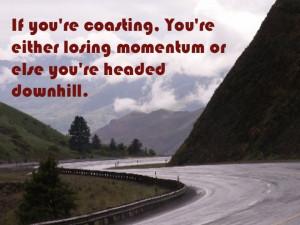 Make moves or get moved...