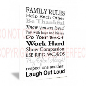 ... are loved #3... printed wall art sayings quotes pet home decor plaque