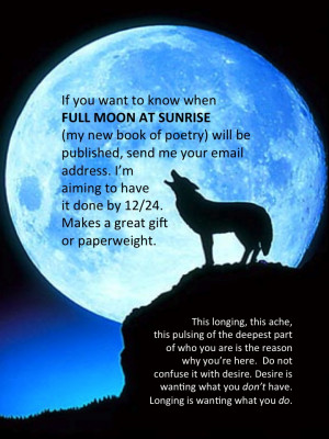 Full Moon Quotes Poetry Full moon quot.