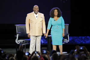 Top 10 things I learned from Oprah Winfrey and Bishop T.D. Jakes at ...