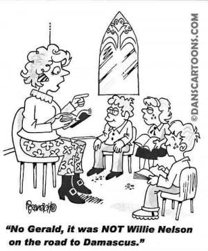 Religion Church Cartoon 91 a Cartoon Image and funny joke for license ...
