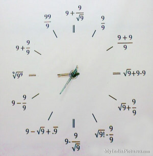 Home » funny pictures , Photos » Funny Clock