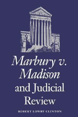 """... marking """"Marbury V. Madison and Judicial Review"""" as Want to Read"""