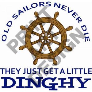 Sailor Sayings