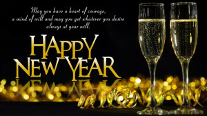 Happy New Year} wallpapers 2015 with quotes and messages