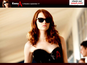 Easy A (2010) Cast Interviews Collection
