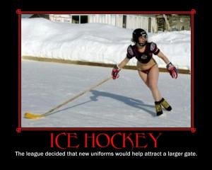 Funny Hockey Sayings Funny ice hock.