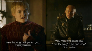 ... Joffrey Baratheon Quotes, Tywin Lannister Quotes, Game of Thrones
