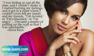Alicia Keys Quotes About Life Alicia keys qu.