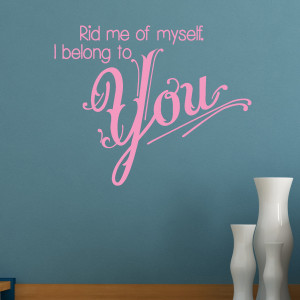 Belong to You Quotes