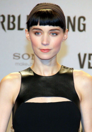 Chatter Busy: Rooney Mara Quotes