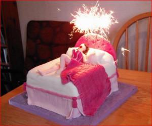 funny birthday cake, funny big birthday cake, colorful funny birthday ...