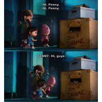 despicable me quotes box miss hattie created with the simple words box ...