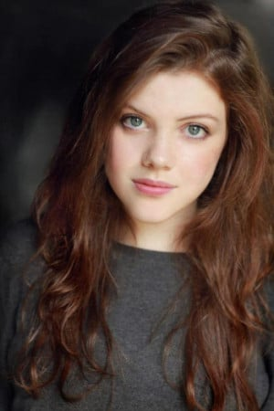 Georgie Henley Is All Grown Up (4 pics)
