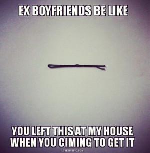 Ex Boyfriends