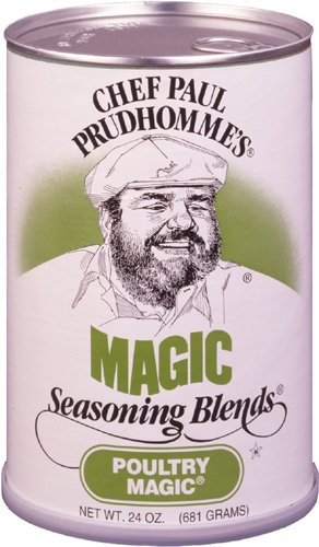 Chef Paul Prudhomme Magic Seasoning Blends Poultry Ounce
