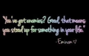 Eminem Quotes Sayings Life...