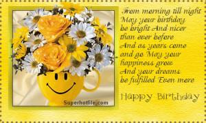 happy birthday wishes quotes friends | Thread: Happy Birthday ...