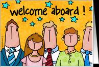 Welcome aboard New Employee
