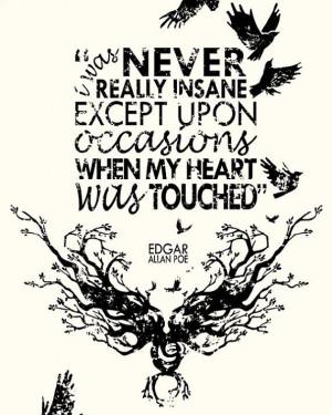 Edgar Allan Poe Quote -
