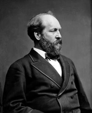 president garfield is my favorite president why because garfield liked ...