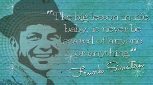 Frank Sinatra Quotes Lyrics Frank sinatra quotes - viewing