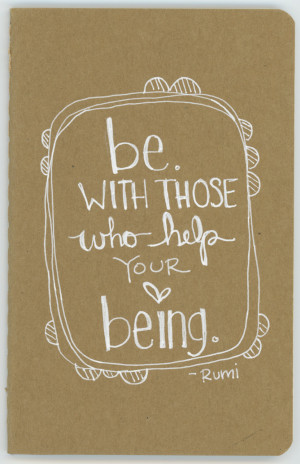 rumi art cards, find yourself, rumi inspirational