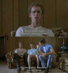 Napoleon Dynamite, ok, I absolutely DESPISE this movie.. BUT I can't ...