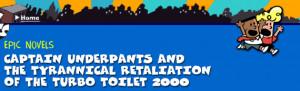 Captain Underpants The Talking Toilets Scholastic