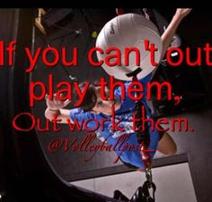 Nike Sports Quotes Volleyball Volleyball quote!