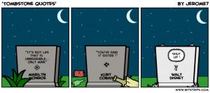 Tombstone Quotes'