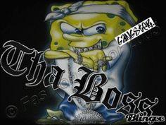 Ghetto Spongebob | Ghetto Spongebob Picture #78337108 | Blingee.com ...