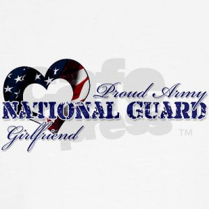 National Guard Girlfriend Clothing, Accessories and Gifts